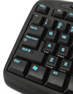 Как сделать самому клавиатуру светящейся