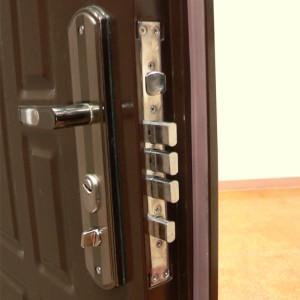 Производство металлических дверей 5