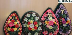 Изготовление-ритуальных-венков