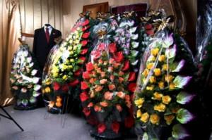Изготовление ритуальных венков как бизнес