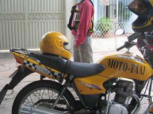 Мототакси с нуля