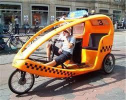 Новые виды бизнеса такси