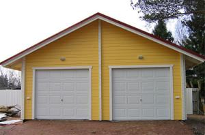 Строительство гаражей своими руками