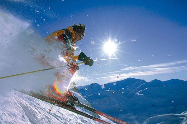 горные-лыжи
