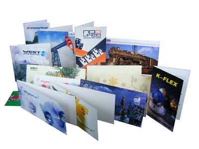 открытки как бизнес