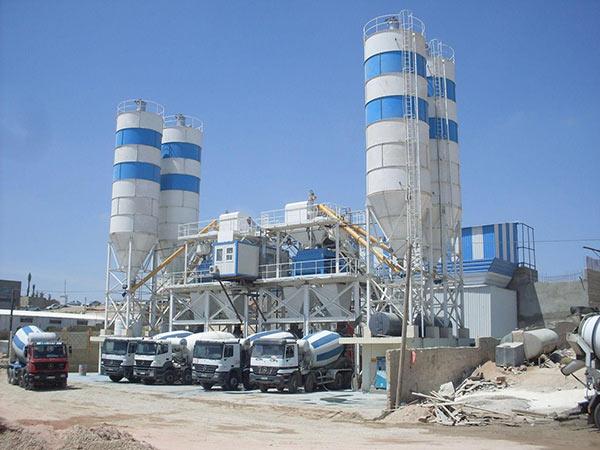производство-бетона